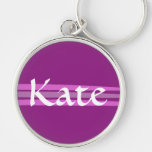 Custom Kate Keychains