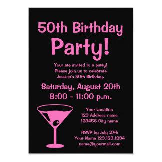 "Custom Keep calm it's a Birthday party invitations 5"" X 7"" Invitation Card"