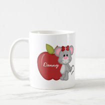 Custom Kids Mouse School Mug