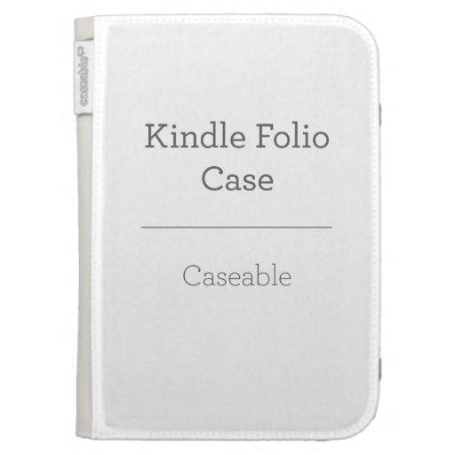 caseable Kindle Folio