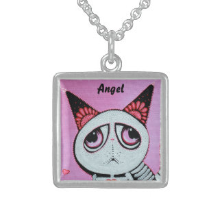 Custom Kitty Cat Candy Necklace