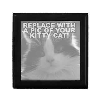 Custom Kitty Cat Gift Boxes