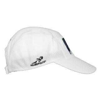 Custom Knit Hat, White rocketstory 0001 Begin Headsweats Hat