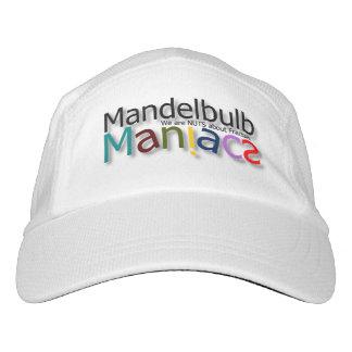 Custom Knit Maniac Hat, White Headsweats Hat