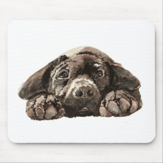 Custom Labrador Retriever - Dog Collection Mouse Pad