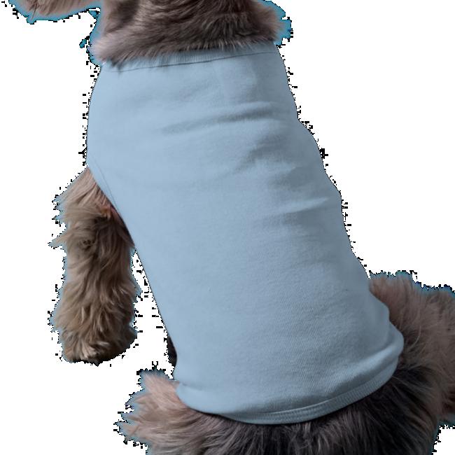 Custom Large Dog Shirt