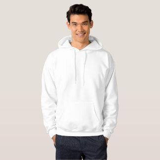 Custom Large Hooded Sweatshirt