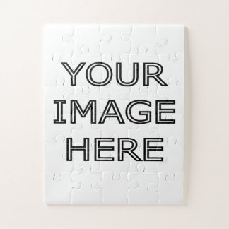 Custom Large Pieces Personalized Jigsaw Puzzle