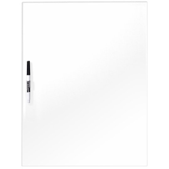 Large w/ Pen Dry Erase Board, Foam Adhesive, Pen holder attached