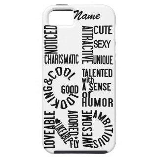 Custom LEGEND iPhone Case-Mate iPhone SE/5/5s Case