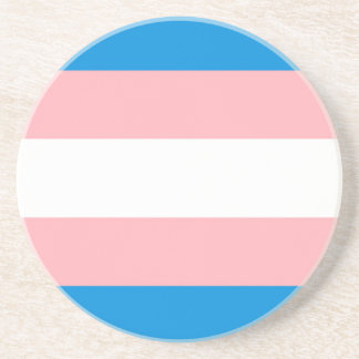 Custom LGBT Pride Trans-gender Coaster