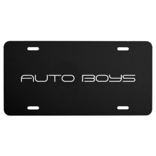License plates zazzle custom license plate add your text solutioingenieria Images