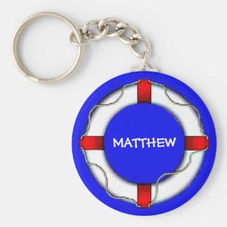 Custom Lifesaver Keychain