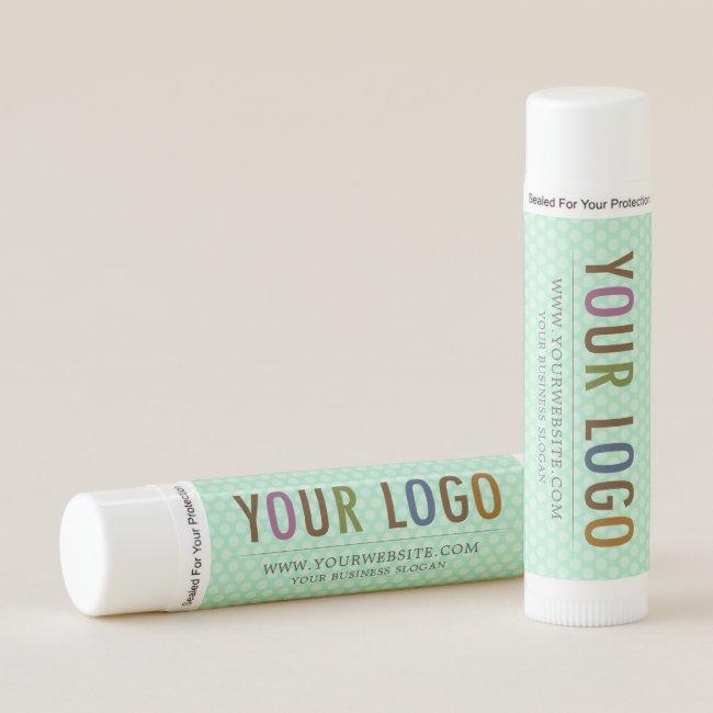 Custom Lip Balm with Company Logo Paraben Free