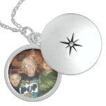 custom locket necklace