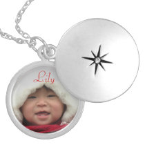 Custom Locket with Photo