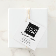 Custom Logo Boutique Retail Price Favor Tags