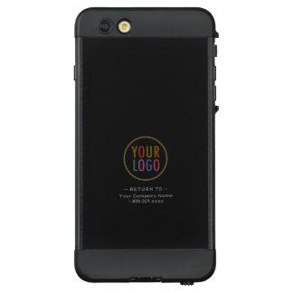 Custom Logo Branded LifeProof NÜÜD iPhone 6 Plus Case
