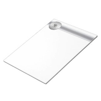 Custom Logo business notepad