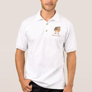 Duck Golf Polo Shirts Zazzle
