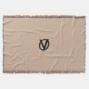 Custom Logo Fleece Throw Blanket by CREATIVEforBUSINESS at Zazzle