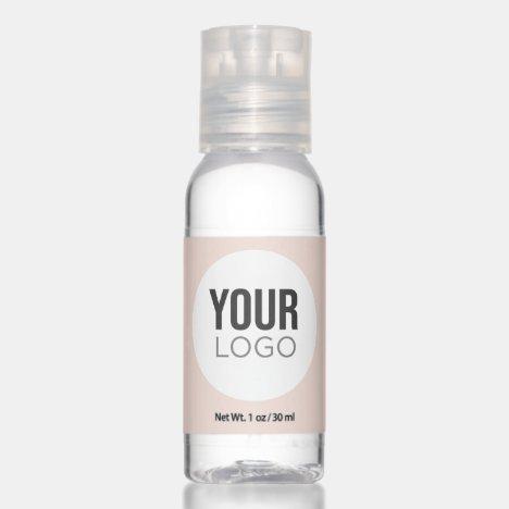 Custom Logo Travel Bottle Set Hand Sanitizer