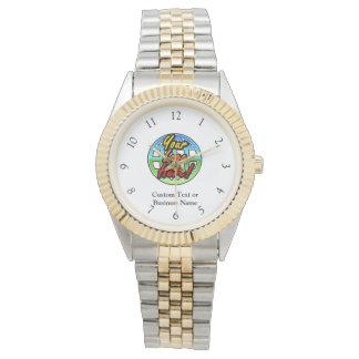 Custom Logo Watch, No Minimum Quantity Wristwatch