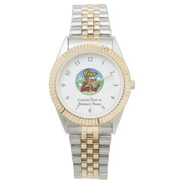 Custom Logo Watch, No Minimum Quantity Wristwatch on www
