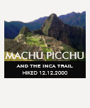 Custom Machu Picchu Inca Trail Commemorative T Shirt