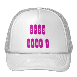 Custom made designer baseball cap trucker hat