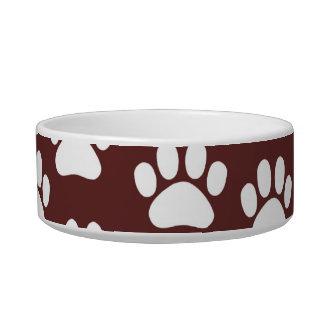Custom made designer pet bowl