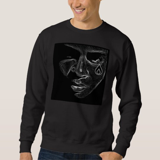 Custom made designer sweater for the men