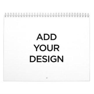 Custom Made (Make Your Own) Calendar