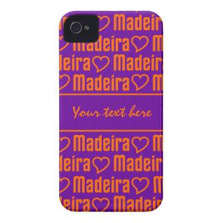 Custom Madeira iPhone 4 Case-Mate