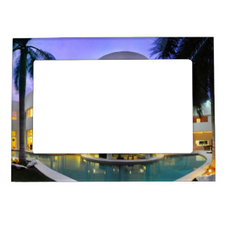 Custom magnetic sign that lighys up any wall! magnetic picture frame