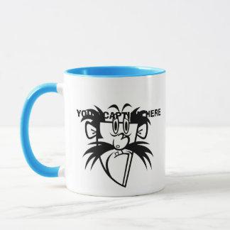 Custom Man 10 Mug