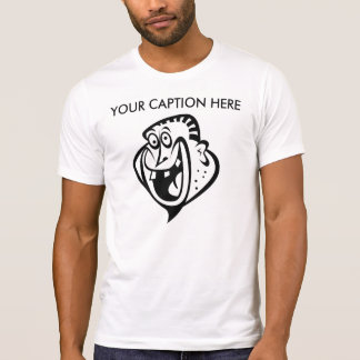 Custom Man 8 T-Shirt