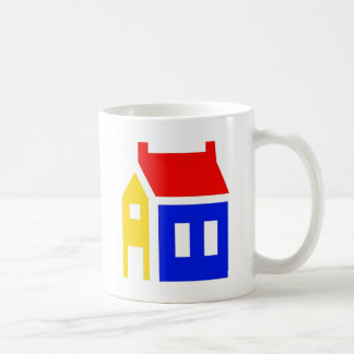Custom Manufactured Homes Classic White Coffee Mug