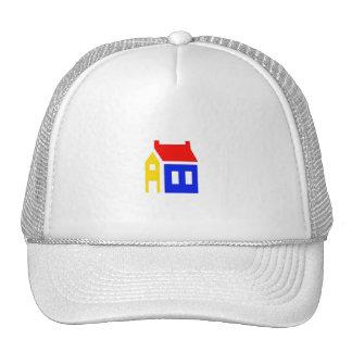 Custom Manufactured Homes Trucker Hat