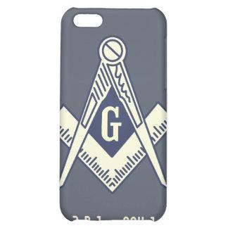 Custom Masonic Blue Lodge iPhone Case iPhone 5C Cases