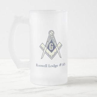 Custom Masonic Blue Lodge Mug
