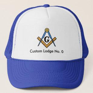 3caf2adc487 Custom Masonic Lodge Hat