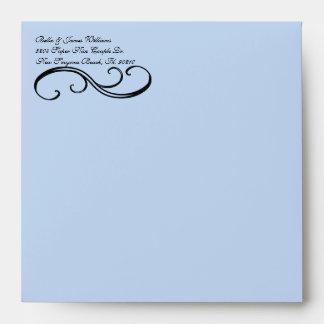 Custom Matching Envelopes