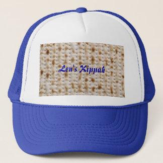 Custom Matzoh Kippah Passover Pesach Seder Hat
