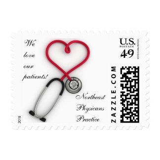 Custom Medical Postage
