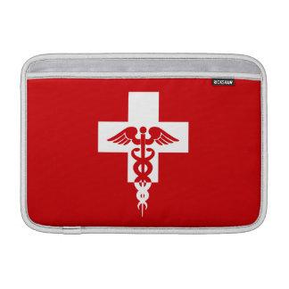 Custom Medical Professional iPad / laptop sleeve MacBook Air Sleeves