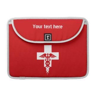Custom Medical Professional MacBook sleeve Sleeves For MacBook Pro