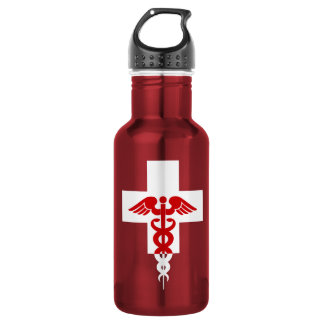 Custom Medical Professional 18oz Water Bottle