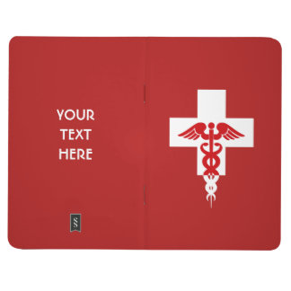 Custom Medical Professional pocket journal