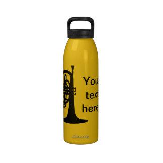 Custom Mellophone Water Bottles